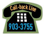 Ross Road Call-back Line