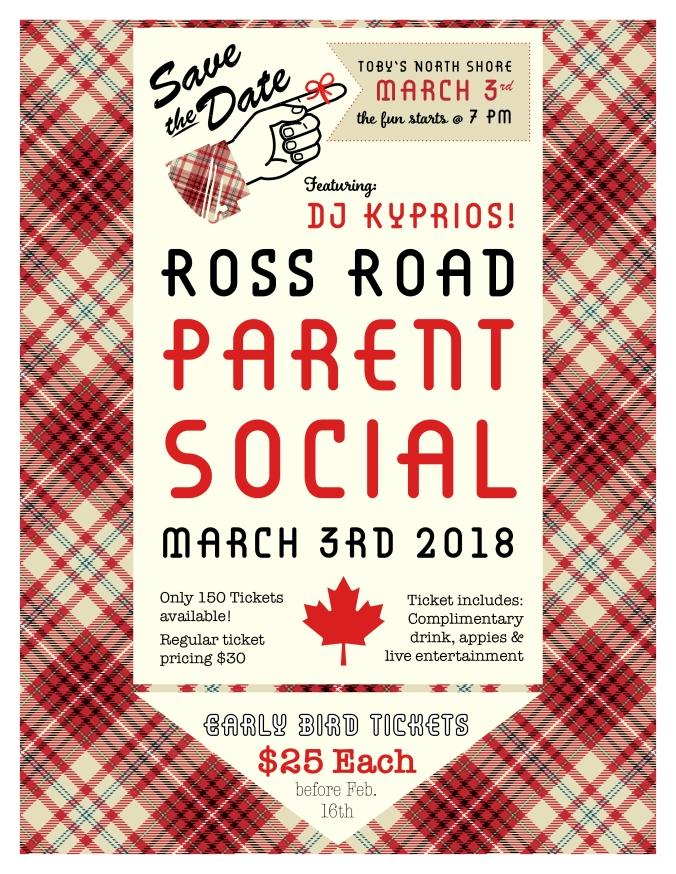 parent socail flyer