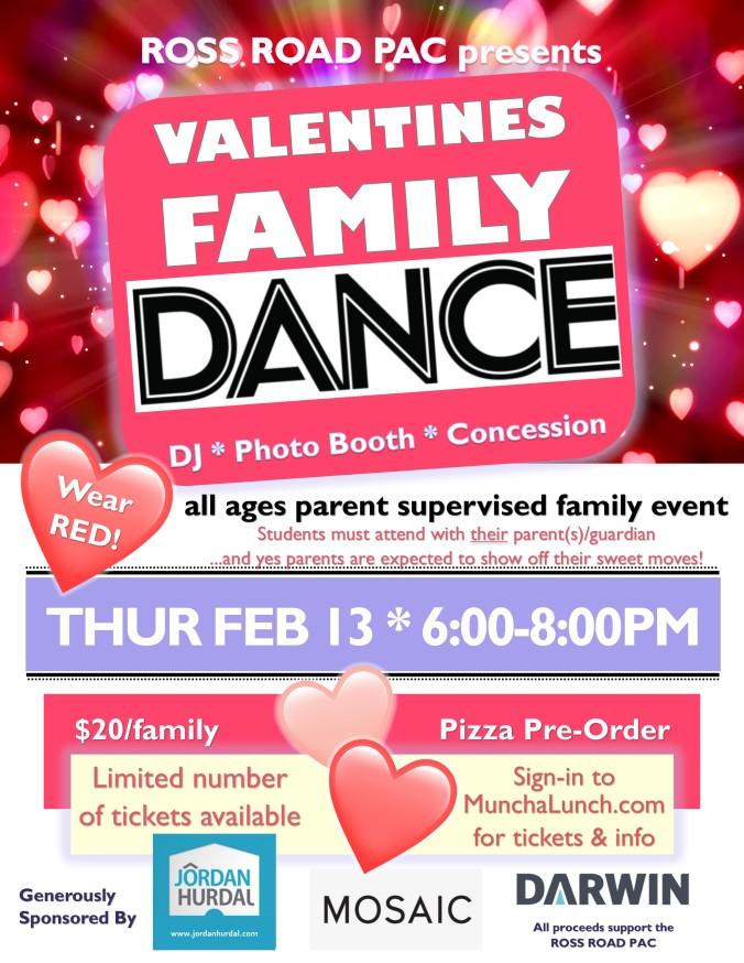 Family Dance Poster